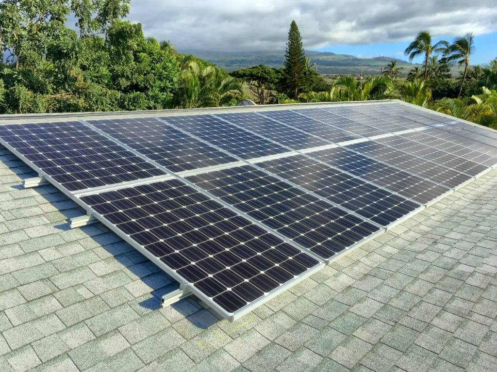 Hawaii Solar Energy