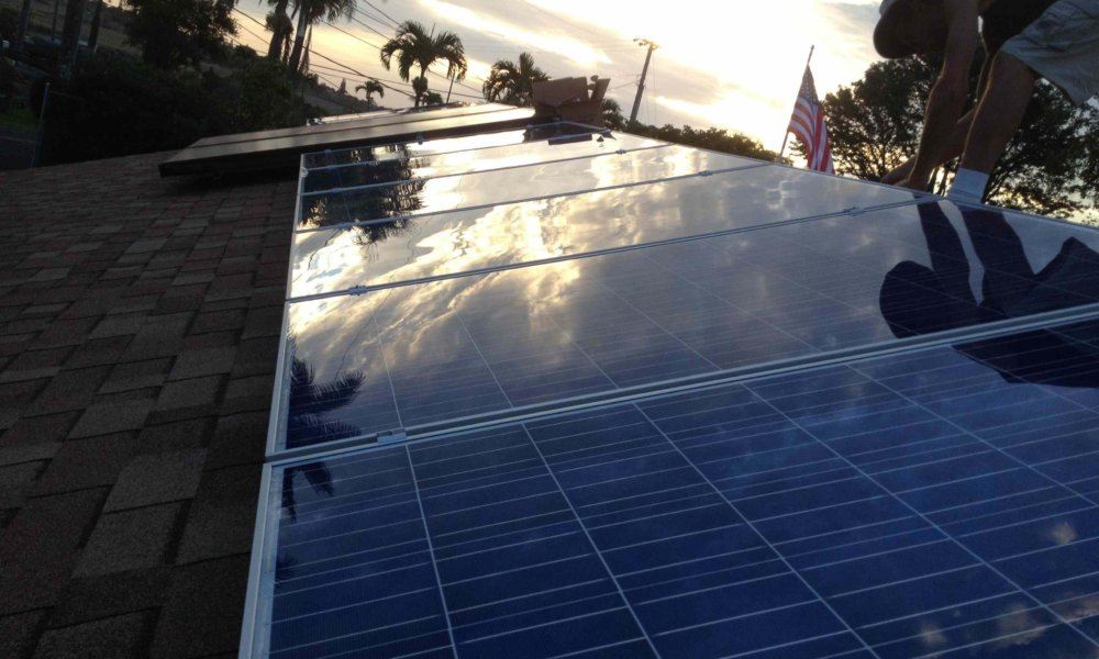 Pacific Energy provides Maui with Solar Energy