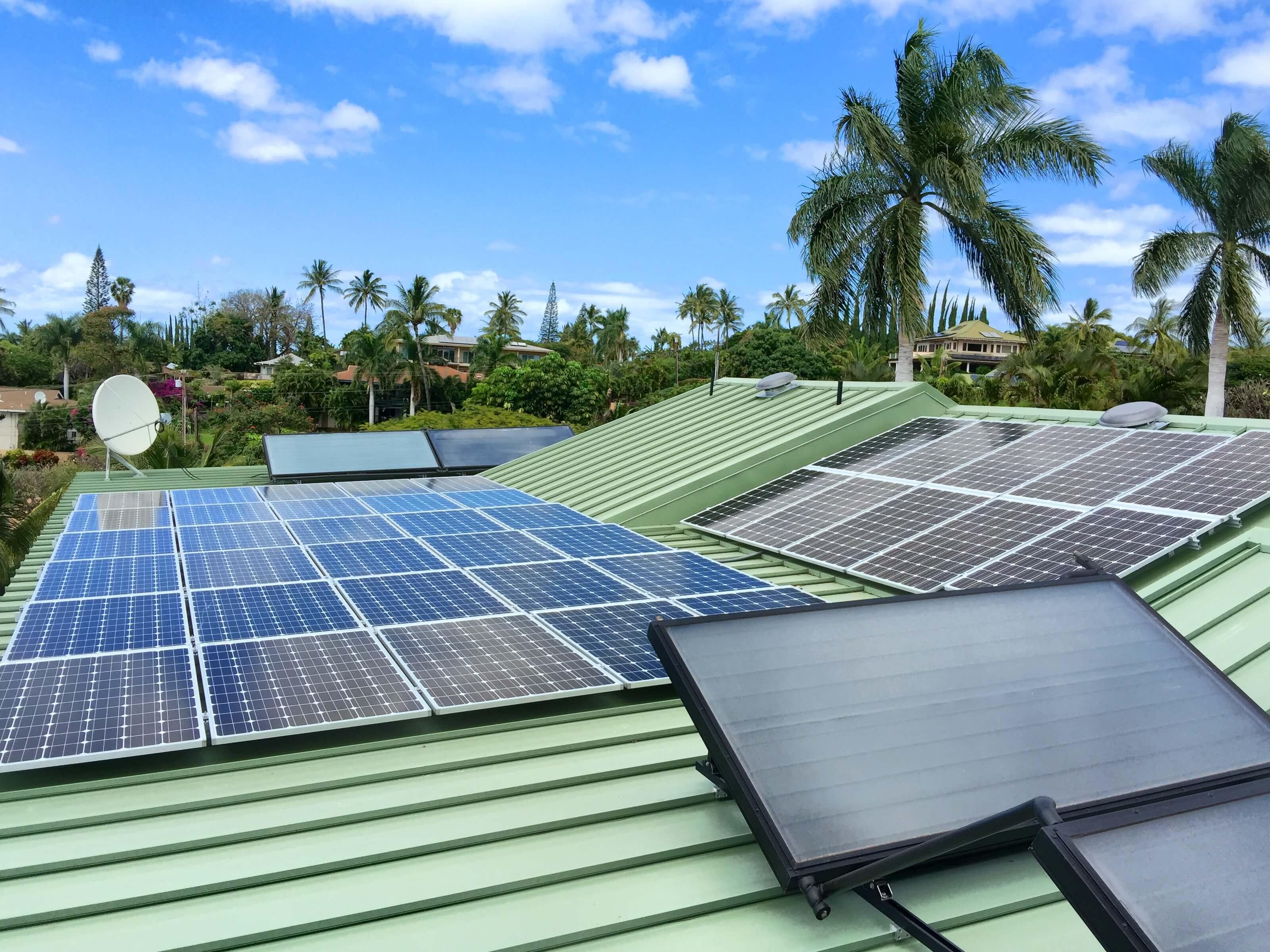 Maui Customer Self Supply - Premier Maui Solar Company