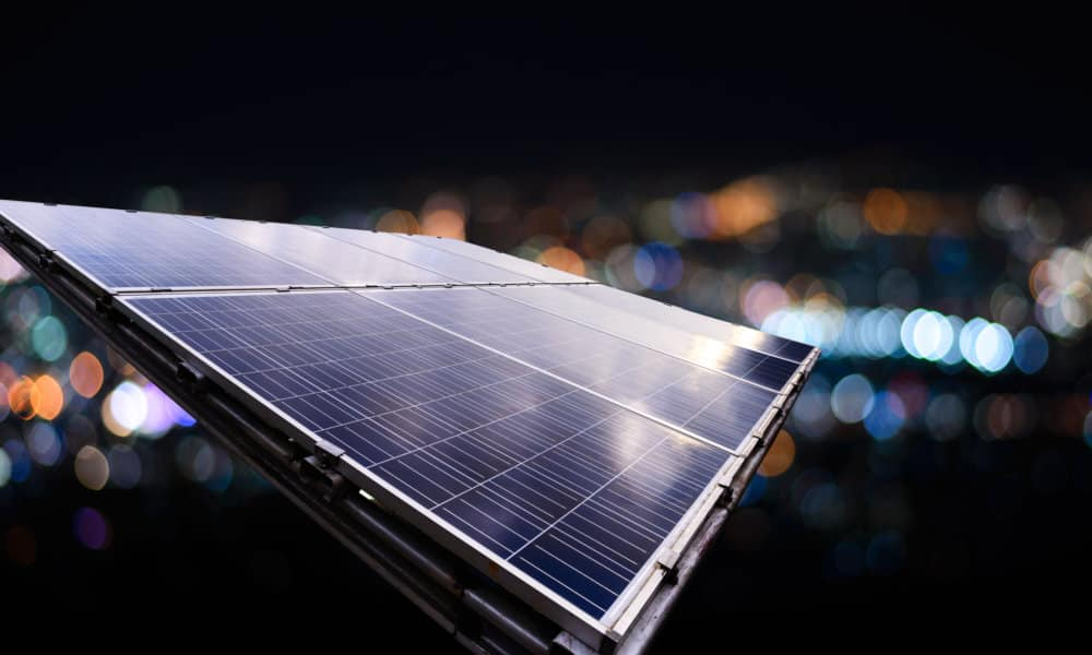 Solar Power and the Weather