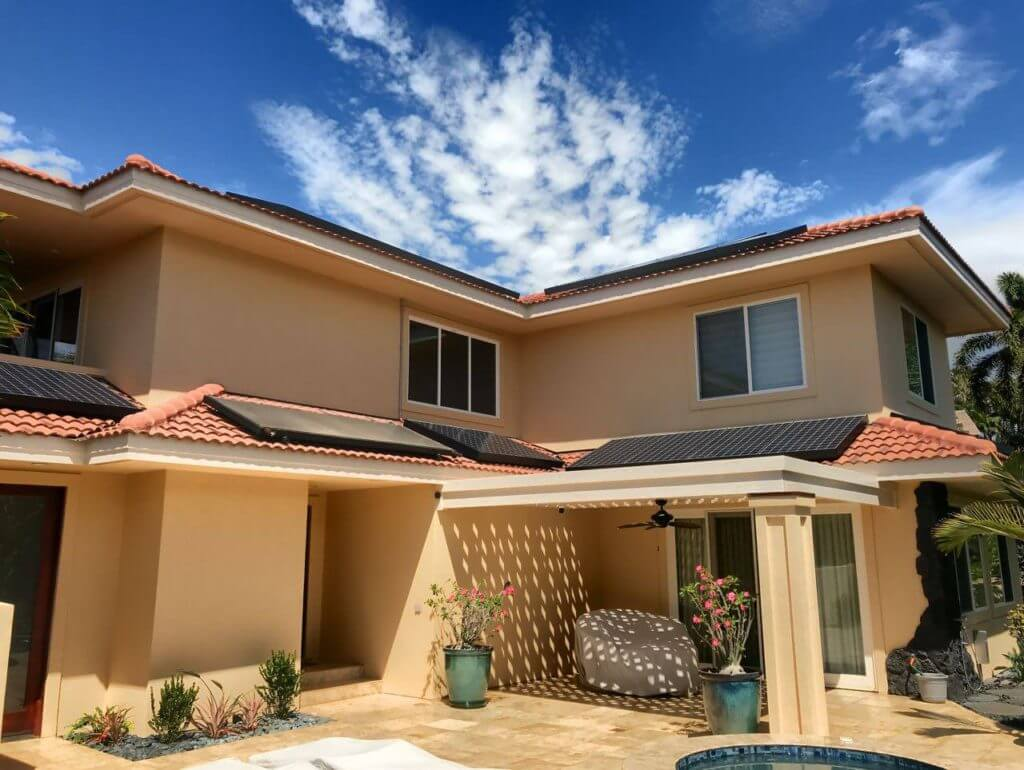 Maui's solar needs