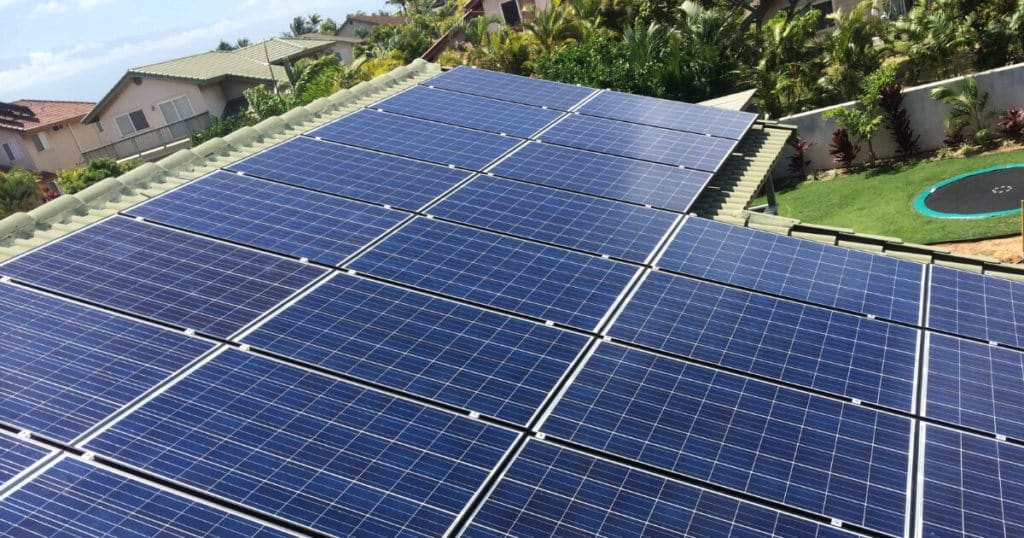 Photovoltaic Power Systems Maui