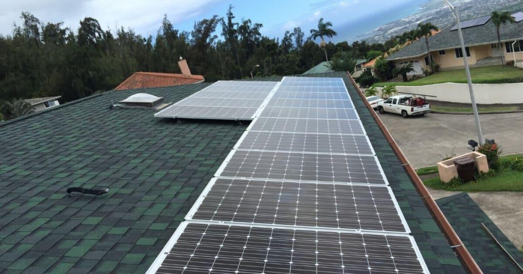 Solar Panel System Maui