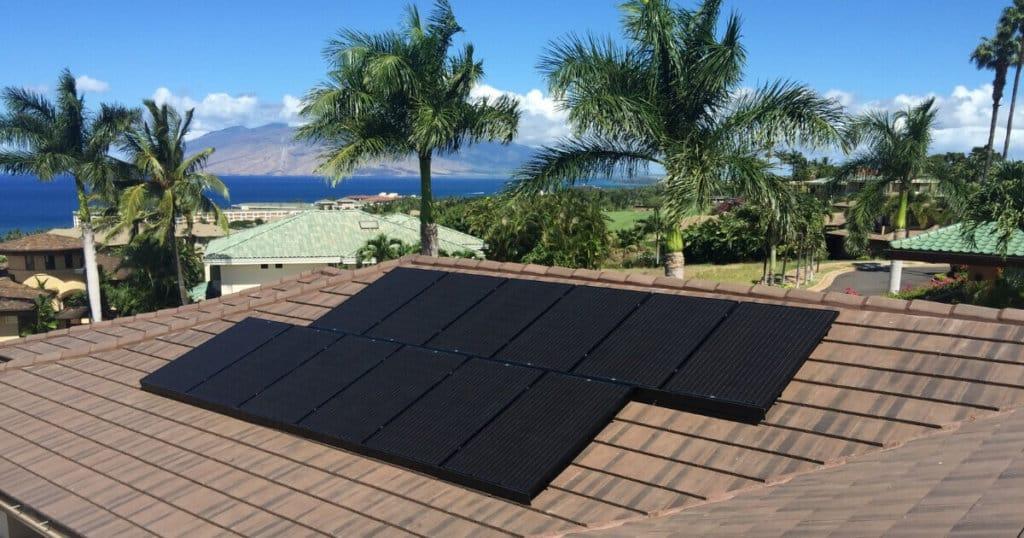 Solar Panel Systems Maui